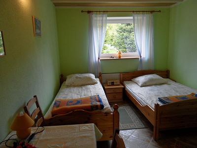 Pokój Nr. 5 z łazienką